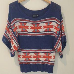American eagle sweater shirt bohemian